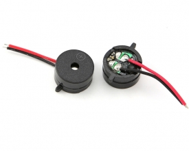 Magnetic AC Buzzer 90db LET1265W