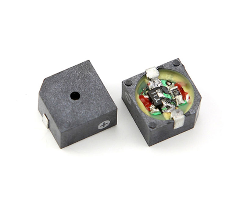 DC Electr-magnetic SMD Buzzer LEB9650BS