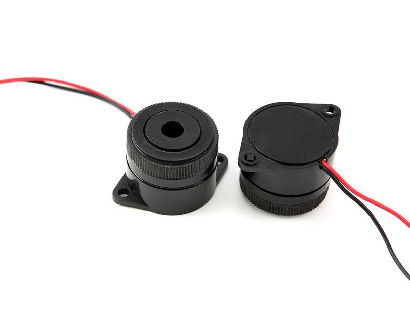 LPB3024SW 12V Electric Piezo Alarm Buzzer