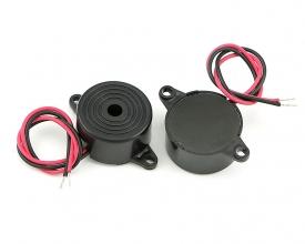 LPB2413W 12v dc Piezoelectric Piezo Alarm Buzzer