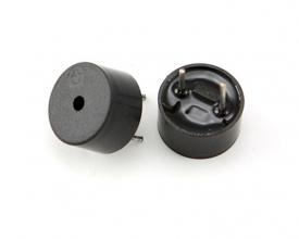 Mini 9mm Buzzer  3v/5v Adjustable Magnetic Buzzer LEB9650C